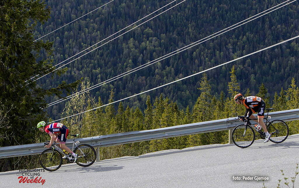 wielrennen - cycling - radsport - cyclisme - pictured during Tour of Norway - photo Peder Gjersoe/Cor Vos © 2016