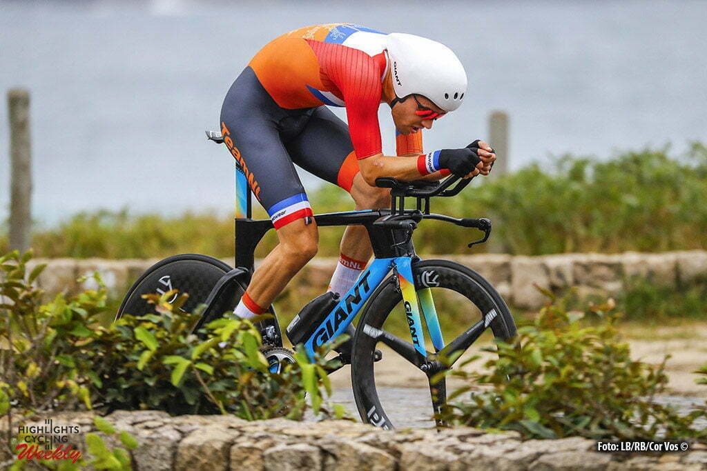 Rio de Janeiro - Brasil - wielrennen - cycling - radsport - cyclisme - Tom Dumoulin (Netherlands / Team Giant - Alpecin) pictured during men's ITT - Olympic Games 2016 in Rio - photo LB/RB/Cor Vos © 2016