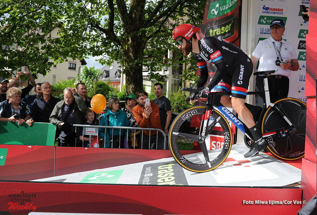 Baar - Switserland - wielrennen - cycling - radsport - cyclisme - Simon Geschke (Germany / Team Giant - Alpecin) pictured during stage 1 of the Tour de Suisse 2016 from Baar to Baar (6,4 km) ITT Team Trial Individual - photo Miwa IIjima/Cor Vos © 2016