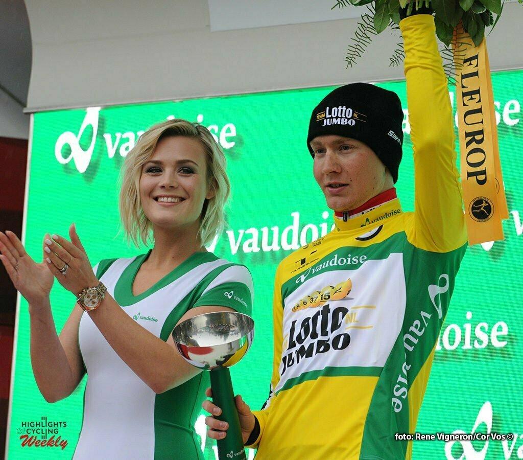 Amden - Switserland - wielrennen - cycling - radsport - cyclisme - Wilco Kelderman (Netherlands / Team LottoNL - Jumbo) pictured during stage 6 of the Tour de Suisse 2016 from Weesen to Amden (162,8 km) - photo Miwa IIjima/Cor Vos © 2016