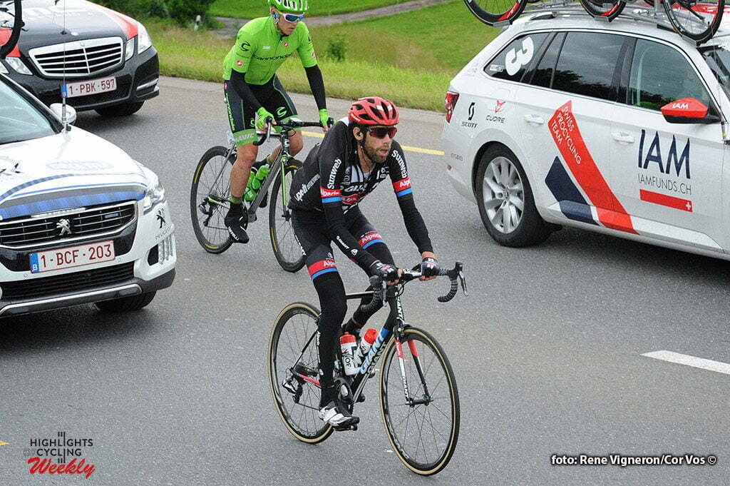Amden - Switserland - wielrennen - cycling - radsport - cyclisme - Laurens Ten Dam (Netherlands / Team Giant - Alpecin) pictured during stage 6 of the Tour de Suisse 2016 from Weesen to Amden (162,8 km) - photo Miwa IIjima/Cor Vos © 2016