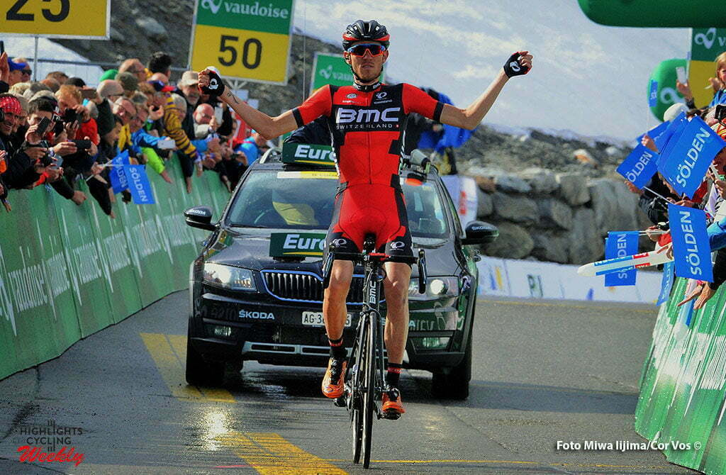Solden - Austria - wielrennen - cycling - radsport - cyclisme - Tejay Van Garderen (USA / BMC Racing Team) pictured during stage 7 of the Tour de Suisse 2016 from Arbon to Solden (224.3 km) - photo Miwa IIjima/Cor Vos © 2016