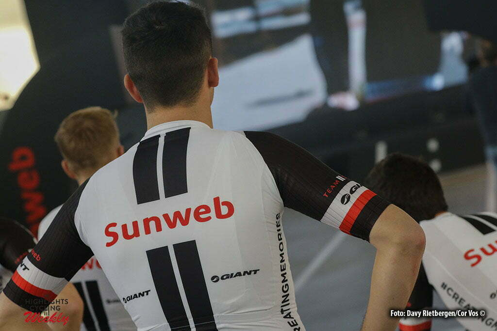 Osnabruck - Munster Airport - Germany - Cycling - radsport - cyclisme - wielrennen - illustration pictured during the teampresentation of Team Sunweb in Osnabruck/Munster - foto Davy Rietbergen/Cor Vos © 2017