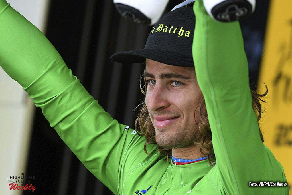 Limoges - France - wielrennen - cycling - radsport - cyclisme - Peter Sagan (SLK-Tinkoff) pictured during stage 4 of the 2016 Tour de France from Saumur to Limoges, 232.00 km - photo VK/PN/Cor Vos © 2016