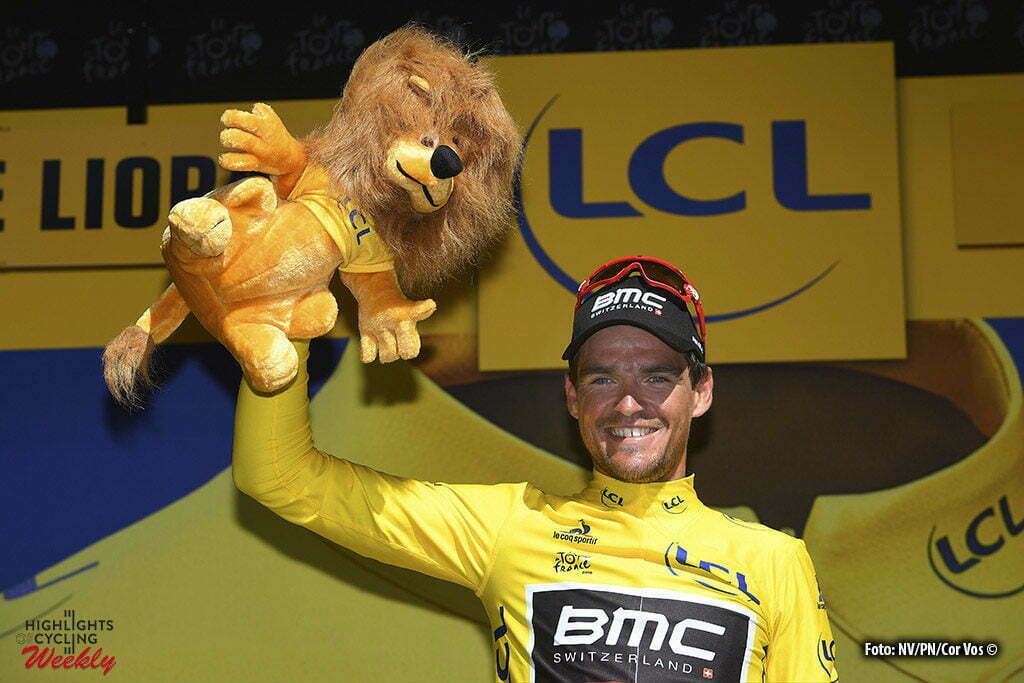 Le Lioran - France - wielrennen - cycling - radsport - cyclisme - Greg van Avermaet (BEL-BMC Racing Team) pictured during stage 5 of the 2016 Tour de France from Limoges to Le Lioran, 216.00 km - photo NV/PN/Cor Vos © 2016