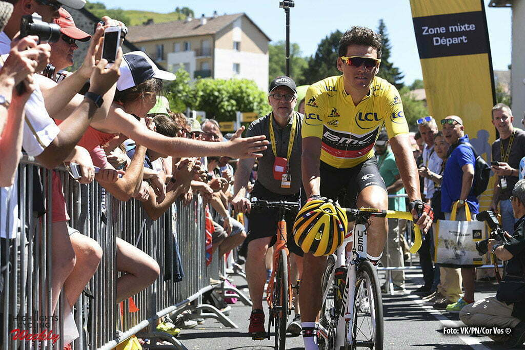 Montauban - France - wielrennen - cycling - radsport - cyclisme - Greg van Avermaet (BEL-BMC Racing Team) pictured during stage 6 of the 2016 Tour de France from Arpajon-sur-Cère to Montauban, 187.00 km - photo VK/PN/Cor Vos © 2016