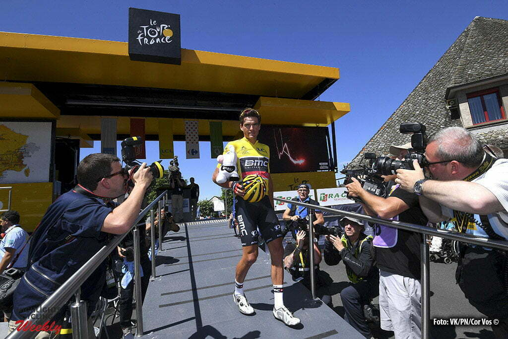 Montauban - France - wielrennen - cycling - radsport - cyclisme - Sylvain Chavanel (FRA-Direct Energie) pictured during stage 6 of the 2016 Tour de France from Arpajon-sur-Cère to Montauban, 187.00 km - photo VK/PN/Cor Vos © 2016