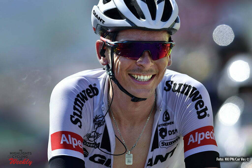 Lac de Payolle - France - wielrennen - cycling - radsport - cyclisme - Warren Barguil (FRA-Giant-Alpecin) pictured during stage 7 of the 2016 Tour de France from L'Isle-Jourdain to Lac de Payolle, 162.00 km - photo NV/PN/Cor Vos © 2016