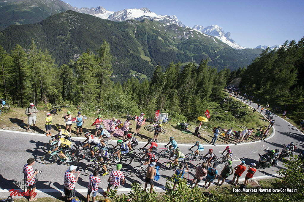 Finhaut-Emosson - Suisse - wielrennen - cycling - radsport - cyclisme - illustratie - illustratie - sfeerpictured during stage 17 of the 2016 Tour de France from Bern to Finhaut-Emosson, 184.00 km - photo Marketa Navratilova/Cor Vos © 2016