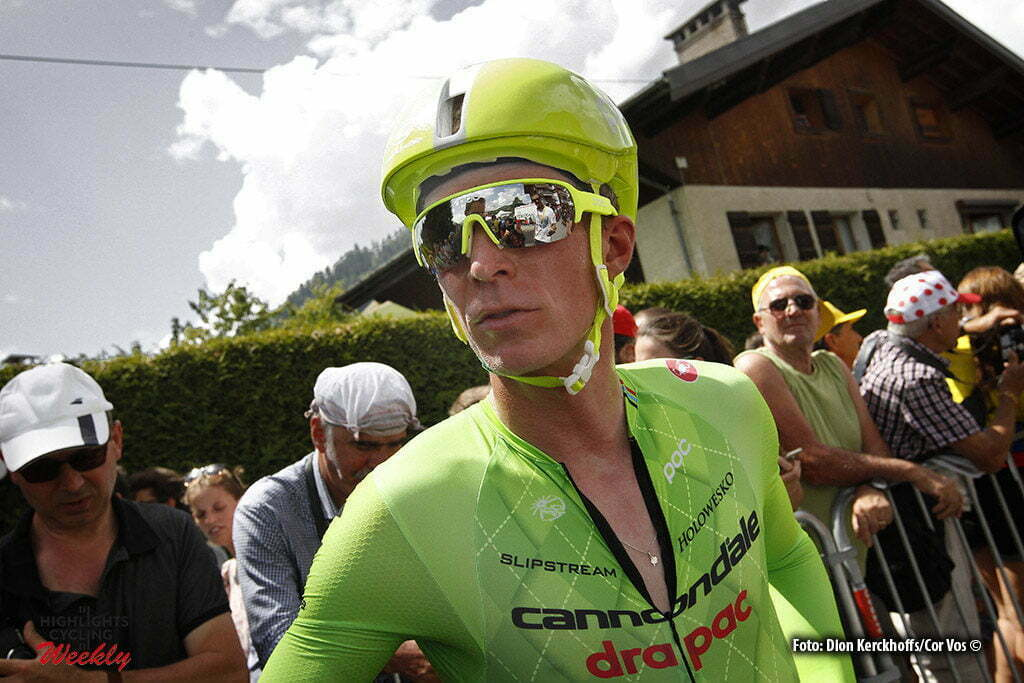 Megeve - France - wielrennen - cycling - radsport - cyclisme - Tom Jelte Slagter (NED-Cannondale) pictured during stage 18 of the 2016 Tour de France from Sallanches to Megeve ITT, 17.00 km - photo Dion Kerkhoffs/Davy Rietbergen/Cor Vos © 2016