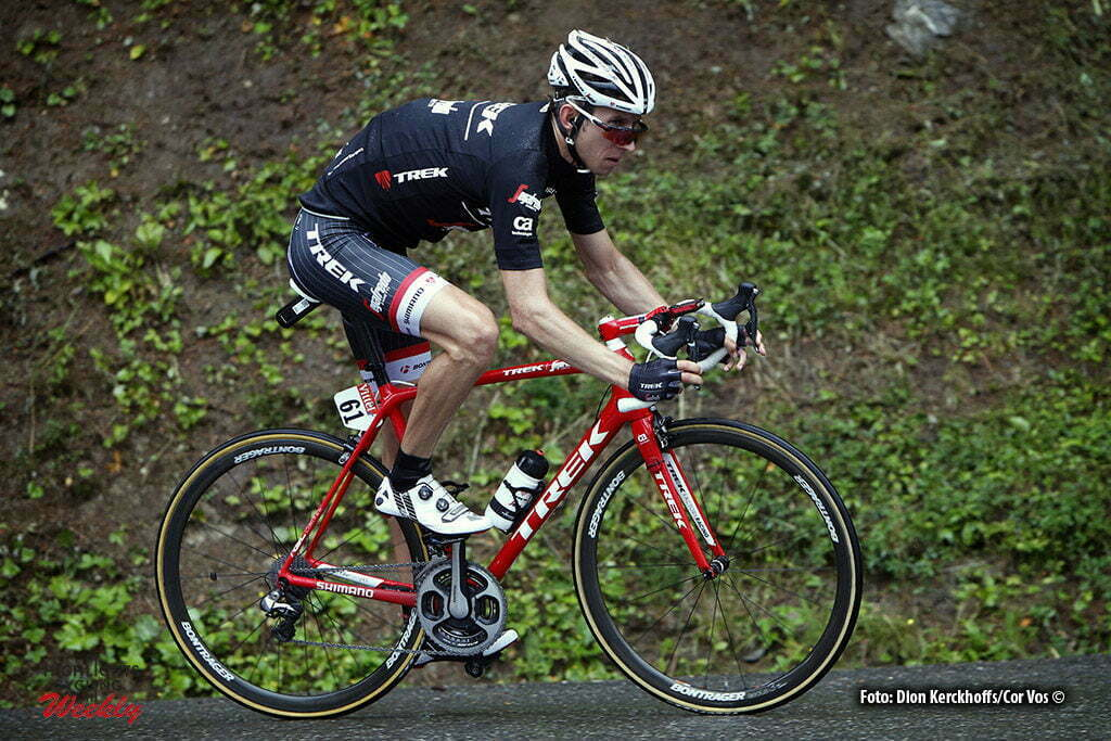 Morzine - France - wielrennen - cycling - radsport - cyclisme - Bauke Mollema (NED-Trek Segafredo) pictured during stage 20 of the 2016 Tour de France from Megeve to Morzine, 146.00 km - photo Dion Kerkhoffs/Davy Rietbergen/Cor Vos © 2016