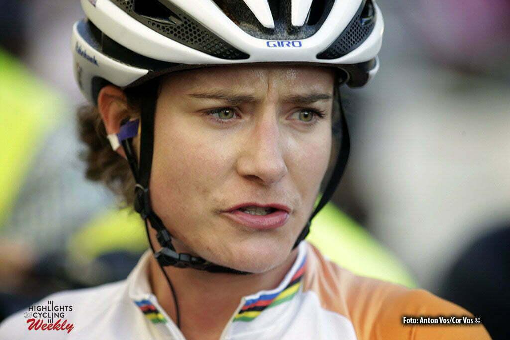 Gotha - Germany - wielrennen - cycling - radsport - cyclisme - Vos Marianne (Netherlands / Rabobank Liv Women Cycling Team) pictured during stage 1 of the Thuringen - Rundfahrt for women Rund um Gotha - photo Anton Vos/Cor Vos © 2016