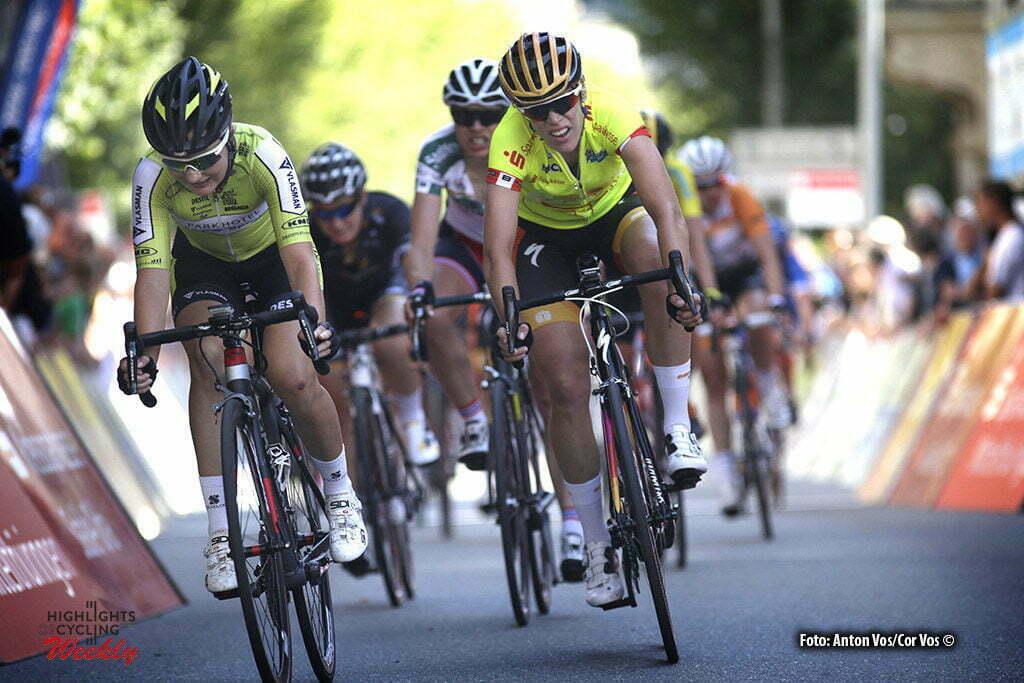 Greiz - Germany - wielrennen - cycling - radsport - cyclisme - Van Dijk Ellen (Netherlands / Boels Dolmans Cycling Team) pictured during stage 5 of the Thuringen - Rundfahrt for women Rund um Greiz - photo Anton Vos/Cor Vos © 2016