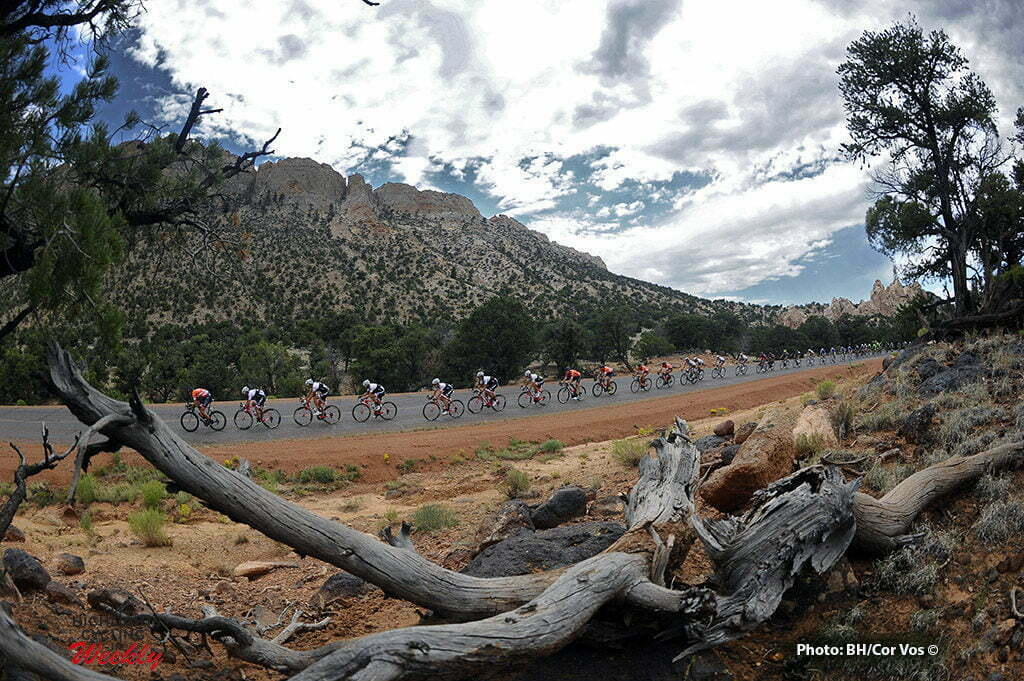 Torrey - USA - wielrennen - cycling - radsport - cyclisme - illustration - sfeer - illustratie pictured during The Larry H.Miller Tour of Utah 2016 stage 2 from Escalante to Torrey - photo Brian Hodes/Cor Vos © 2016***USA OUT***