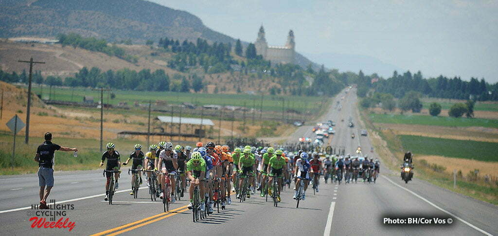 Payson - USA - wielrennen - cycling - radsport - cyclisme - illustration - sfeer - illustratie pictured during The Larry H.Miller Tour of Utah 2016 stage 3 from Richfield to Payson - photo Brian Hodes/Cor Vos © 2016***USA OUT***