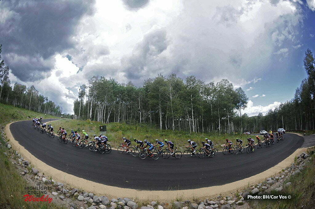 Park City- USA - wielrennen - cycling - radsport - cyclisme - illustration - sfeer - illustratie pictured during The Larry H.Miller Tour of Utah 2016 stage 7 from Park City to Park City - photo Brian Hodes/Cor Vos © 2016***USA OUT***
