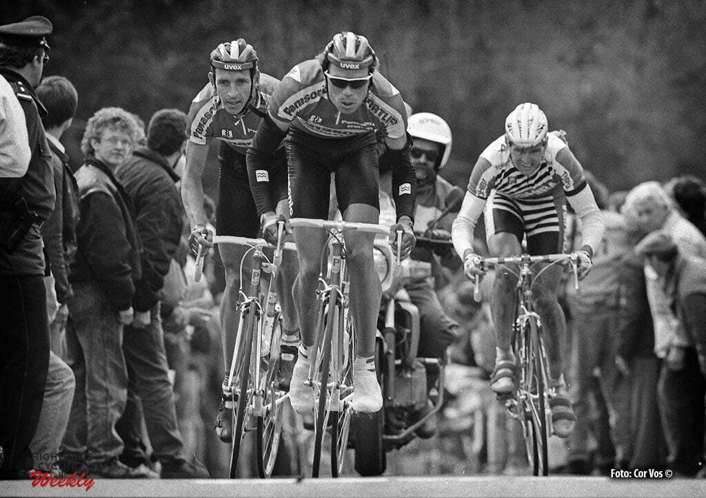 Gert Jan Theunissen en Steven Rooks - foto Cor Vos ©