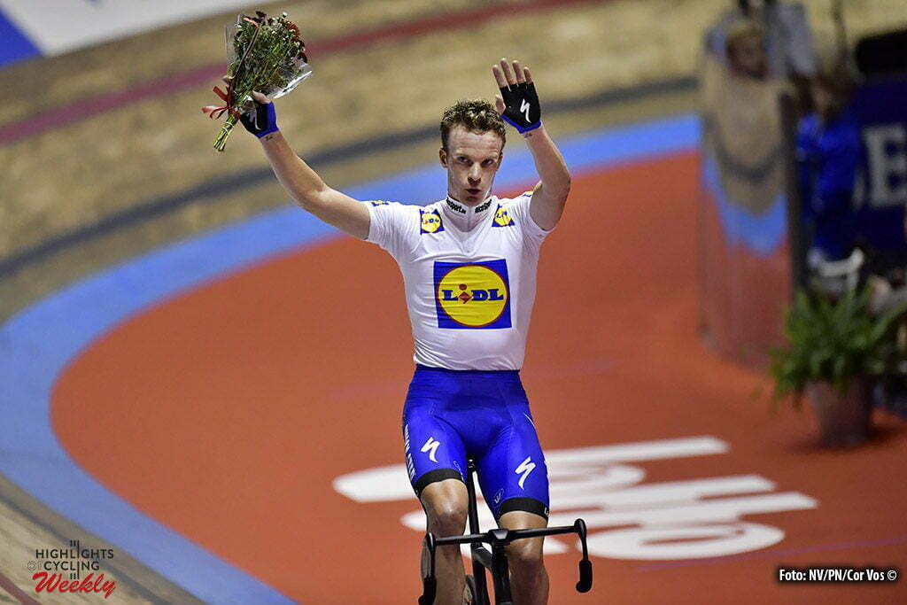 Gent - Belgium - wielrennen - cycling - radsport - cyclisme - Iljo Keisse (BEL) pictured during the first day of the 76th Lotto Six Days Vlaanderen on November 15, 2016 at Het Kuipke velodrome in Gent, Belgium - photo NV/PN/Cor Vos © 2016