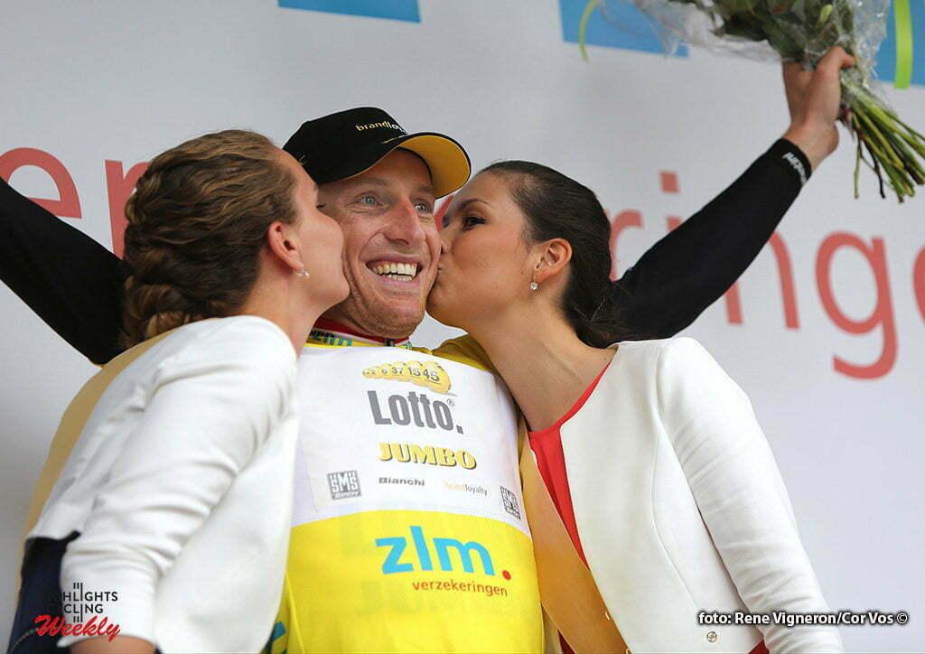 Oss - Netherlands - wielrennen - cycling - radsport - cyclisme - Jos Van Emden (Netherlands / Team LottoNL - Jumbo) pictured during stage 1of the Ster ZLM Toer - GP Jan van Heeswijk 2016 in Oss, Netherlands - photo Carla Vos/Cor Vos © 2016