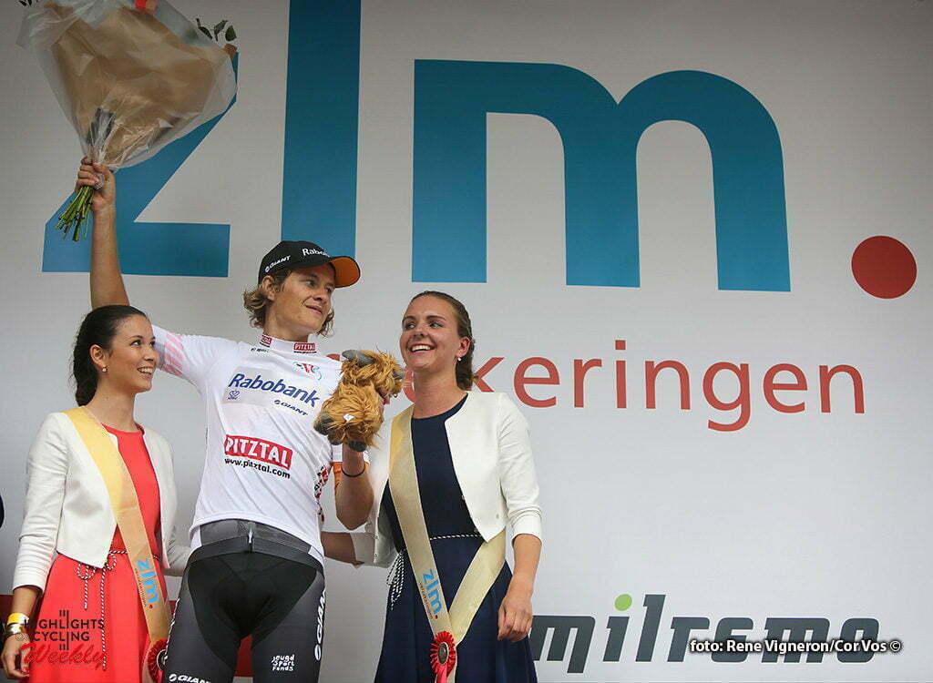 Oss - Netherlands - wielrennen - cycling - radsport - cyclisme - Merijn Korrevaar (Rabobank RDT) pictured during stage 1of the Ster ZLM Toer - GP Jan van Heeswijk 2016 in Oss, Netherlands - photo Carla Vos/Cor Vos © 2016