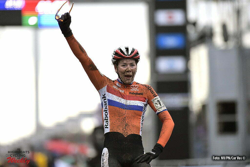 Heusden - Zolder - Belgium - wielrennen - cycling - radsport - cyclisme - Thalita De Jong (Netherlands / Rabobank Liv Women Cycling Team) pictured during World Championships Cyclocross in Zolder 2015 Cat : Elite Women - photo NV/PN/Cor Vos © 2016