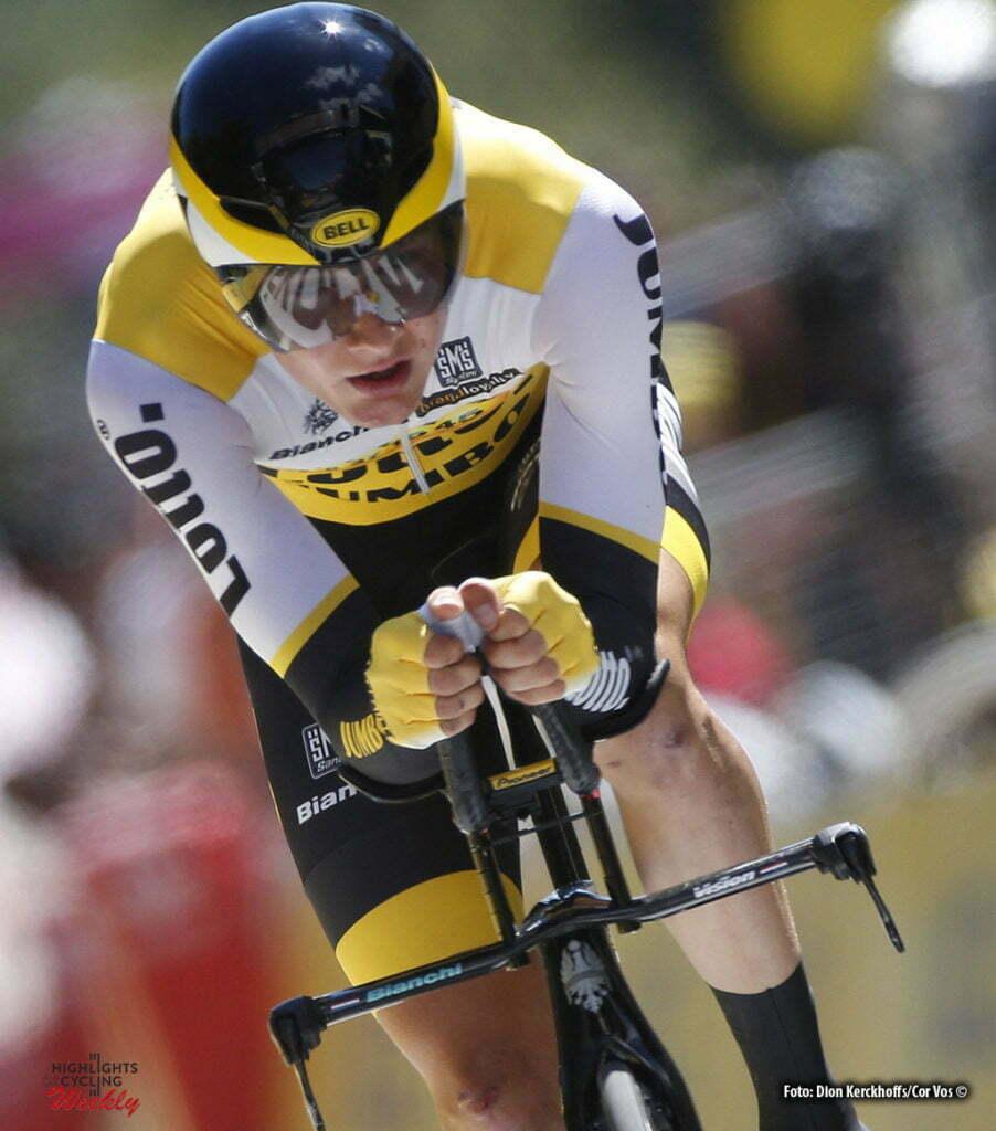 Wilco Kelderman (Team LottoNL - Jumbo) - foto Dion Kerckhoffs/Cor Vos © 2016